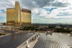Awesome ! MGM Resorts International and NRG Energy Celebrate the Installation of the World's Largest Convention Center Solar Array   http://www.expoenews.com/mgm-resorts-international-and-nrg-energy-celebrate-the-installation-of-the-worlds-largest-convention-center-solar-array/