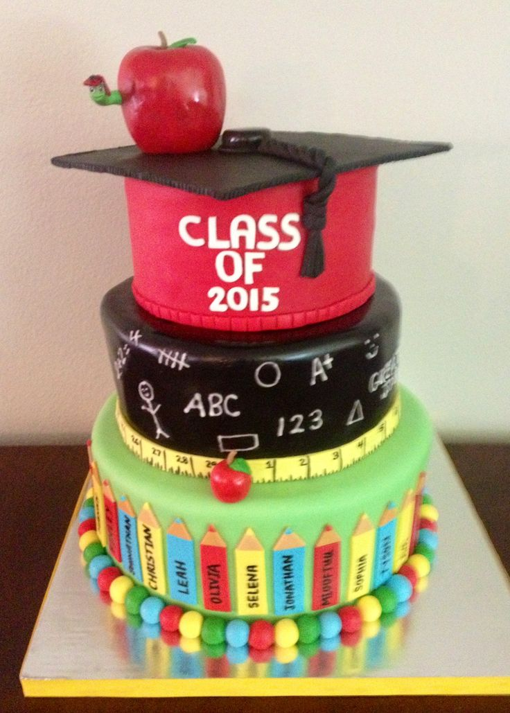 17 Best images about Cakes - Graduation on Pinterest ...