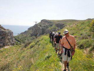 Geocaching op Kreta Griekenland