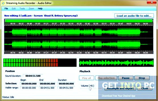 Apowersoft Streaming Audio Recorder 2018 Crack Patch + Key