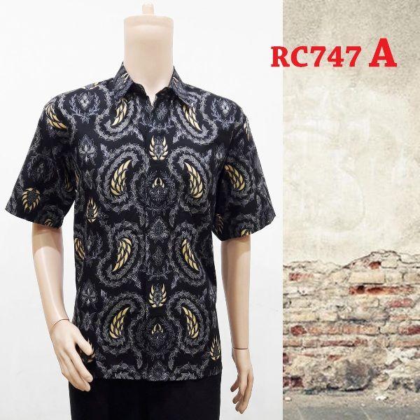 Jual hem batik pria modern online di solo.harga batik disini murahdengan banyak motip tersedia