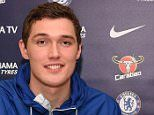 OLIVER TODD: It says a lot of Andreas Christensen's rise up the ranks at Chelsea that last month, at Huddersfield, he was called off with 10 minutes to go. He is now a key driver of this team.