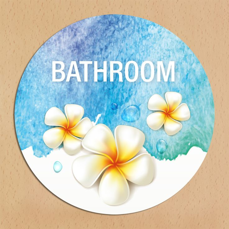 Bathroom Sign Size 17 best bathroom / toilet signs images on pinterest | toilet signs