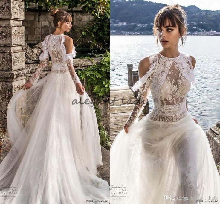 432 Best A Line Wedding Dress Images On Pinterest