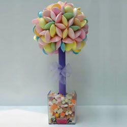 Flying Saucers Sweet Tree