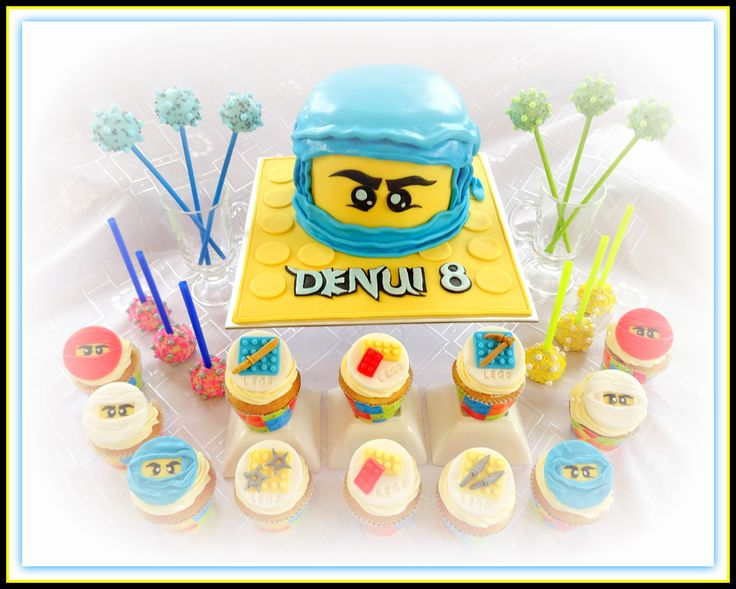 """Lego Ninjago"" theme"