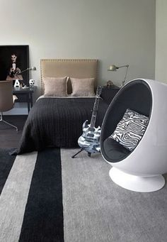 12 Modern Teen Bedroom Designs Based On Boyu0027s Hobbies | Kidsomania