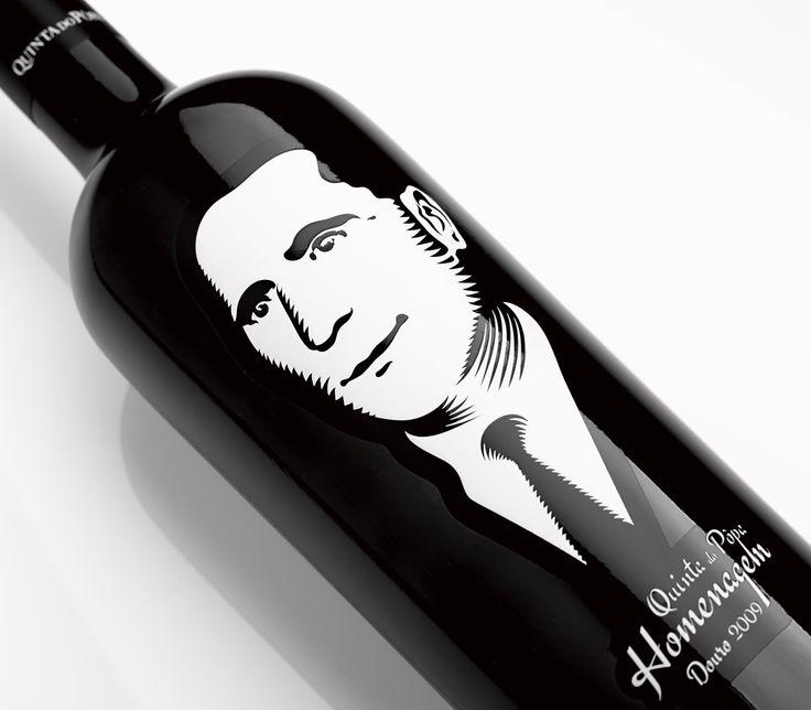 Quinta do Pôpa HOMENAGEM wine