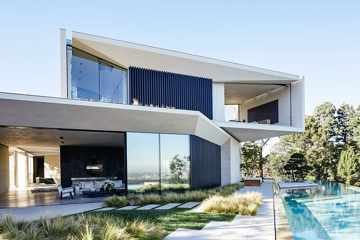 Say what you will about his films: after viewing Michael Bay's Los Angeles Villa, it's hard to question his taste in architecture. The majority of the home is set into the hillside, housing living areas, a kitchen, as well as...