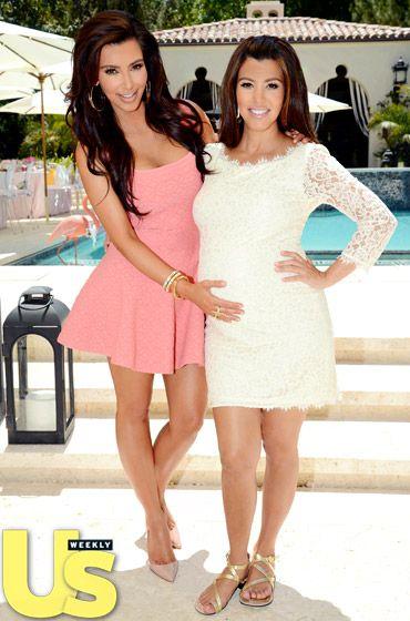 Kim kardashian baby shower dress buy