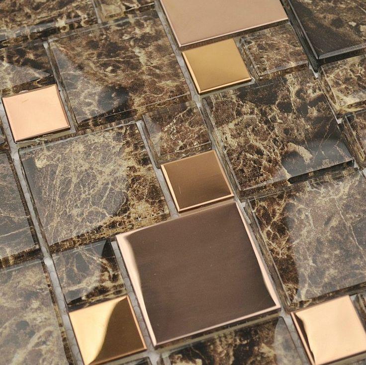 Kitchen Granite Wall Tiles: 17 Best Ideas About Glass Mosaic Tiles On Pinterest