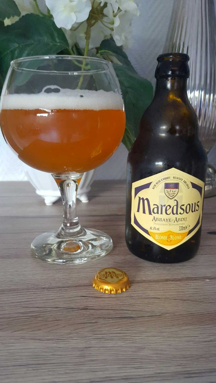 Maredsous 6° Blonde by Abbaye de Maredsous
