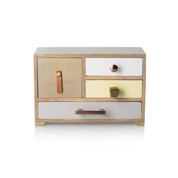 Buy the Esme Four Drawer Jewellery Box at Oliver Bonas. Enjoy free UK standard delivery for orders over £50.