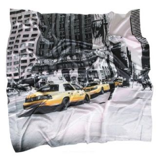 Get Me To New York silk scarves @ Coco Kitten - GOthat deals, offers, and discounts