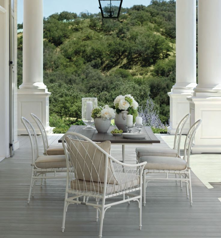 Outdoor Patio Furniture Savannah Ga: The Savannah Collection By Brown Jordan