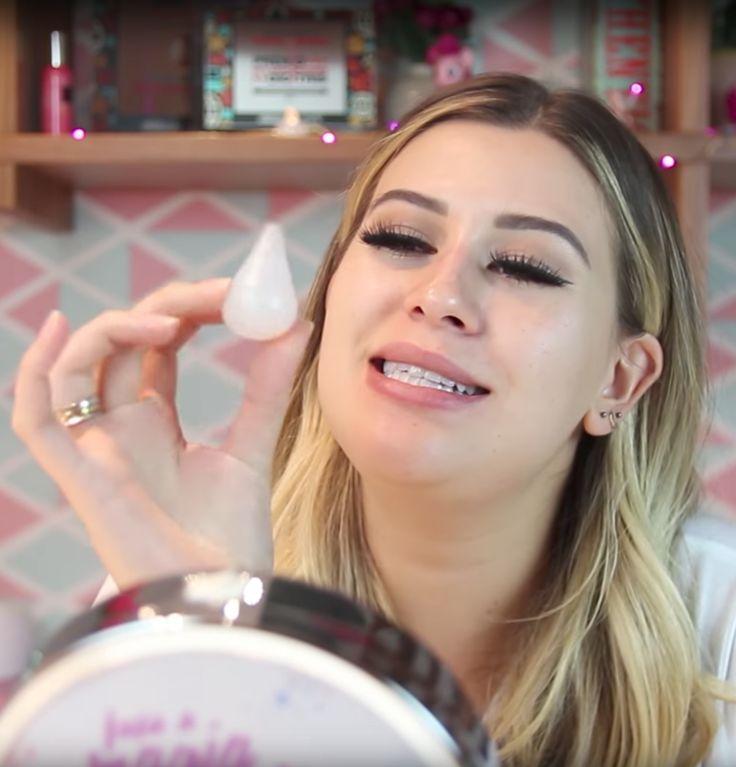 Niina Secrets testa a esponja de silicone e compartilha tudo sobre o produto