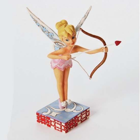 Released 2011. Disney Traditions - Cupid Tinkerbell Figurine