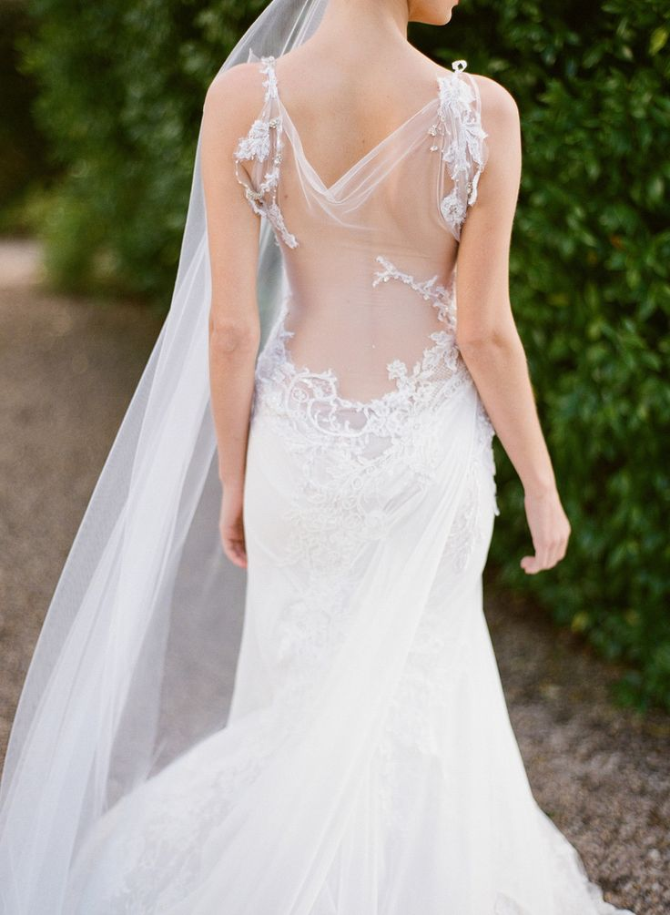 21 Darling Sheer Wedding Dresses Sheer Top Bridal Gowns