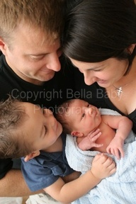 Family of 4 pic!