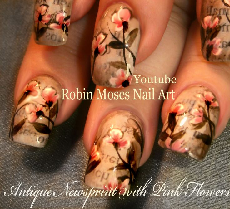 The 39 best Robin Moses nail art images on Pinterest | Nail art ...