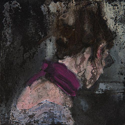 nearlya:  Josef Bolf.  From Behind | Girl | Hoika Girl, 2011,...