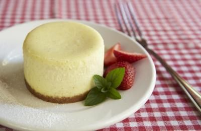 Mini Cheesecake Nutrition Information