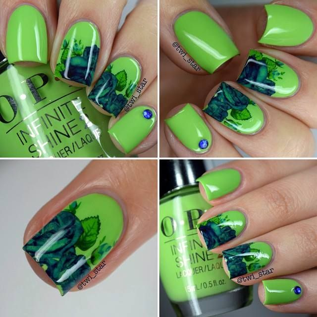 102 best More nail art!!! :3 images on Pinterest | Clavos de trabajo ...