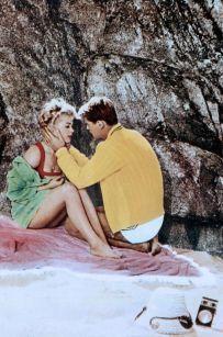 Sandra Dee, Troy Donahue, Die Sommerinsel