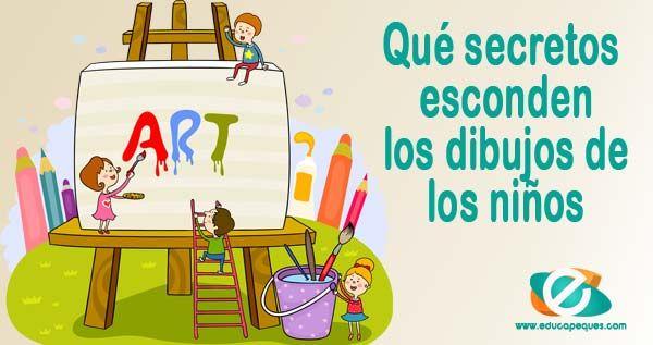 Dibujos Infantiles El Significado De Los Dibujos En Los Ninos Ninos Dibujos Infantiles Desarrollo Infantil
