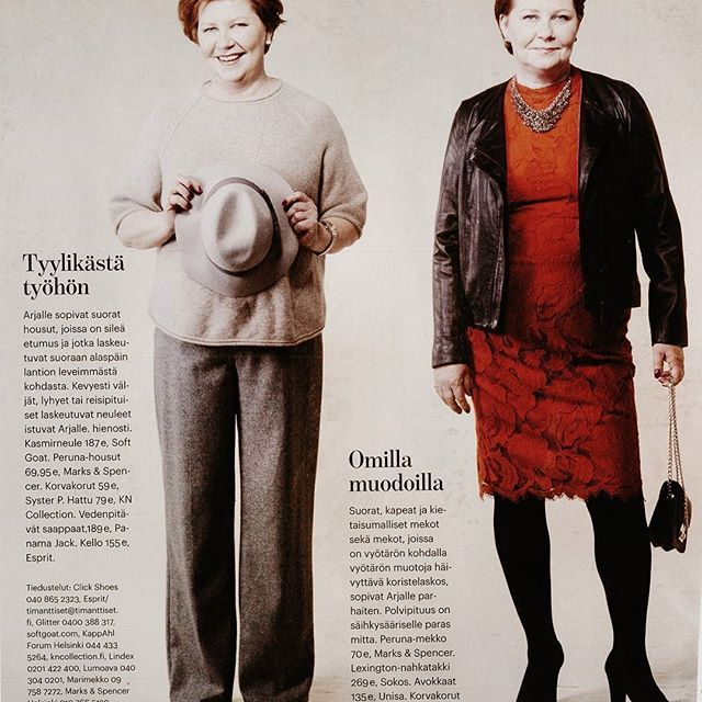 KN Collection hats in @kotiliesi magazine:) Check our facebook for a link to the article! #kotiliesi #knhatfinland #inspiringstories