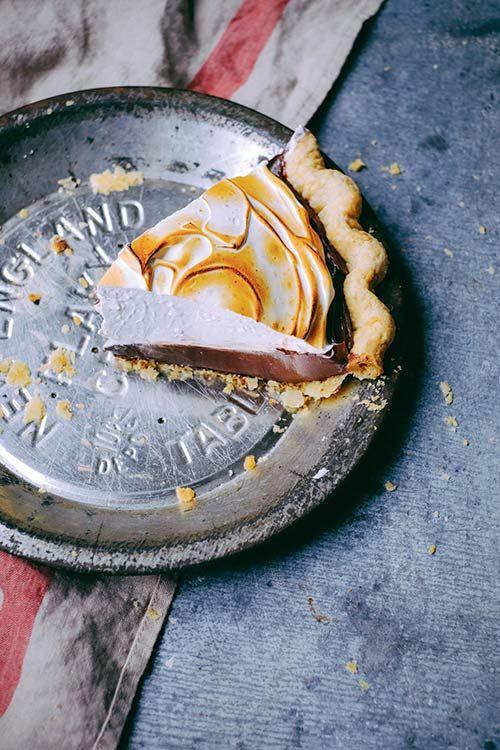 On December 1, one of my favorite photographers, Matt Armendariz, launched his 31 Days of Pie...