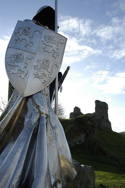 Llywelyn ap Gruffydd, Llandovery, Carmarthenshire by Stuart Herbert, via Flickr