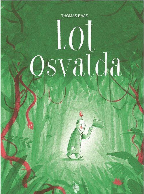 Lot Osvalda Baas Thomas Tadam.Księgarnia internetowa Czytam.pl