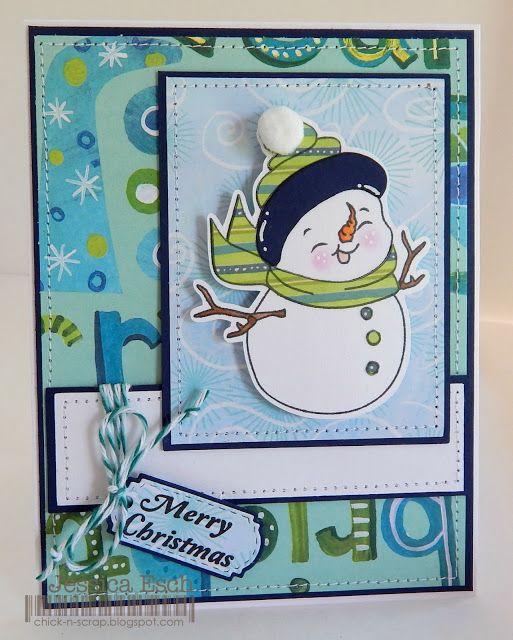 A Very Merry Borik�n Christmas: Chick-n-Scrap: Merry Christmas......{PKS Style