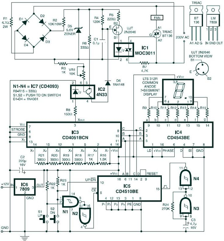 523 best Electronics images on Pinterest | Audio amplifier, Circuits ...
