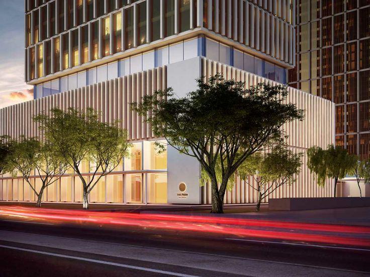 The pujin layan design group pty ltd chengdu layan for Architecture design studio pty ltd