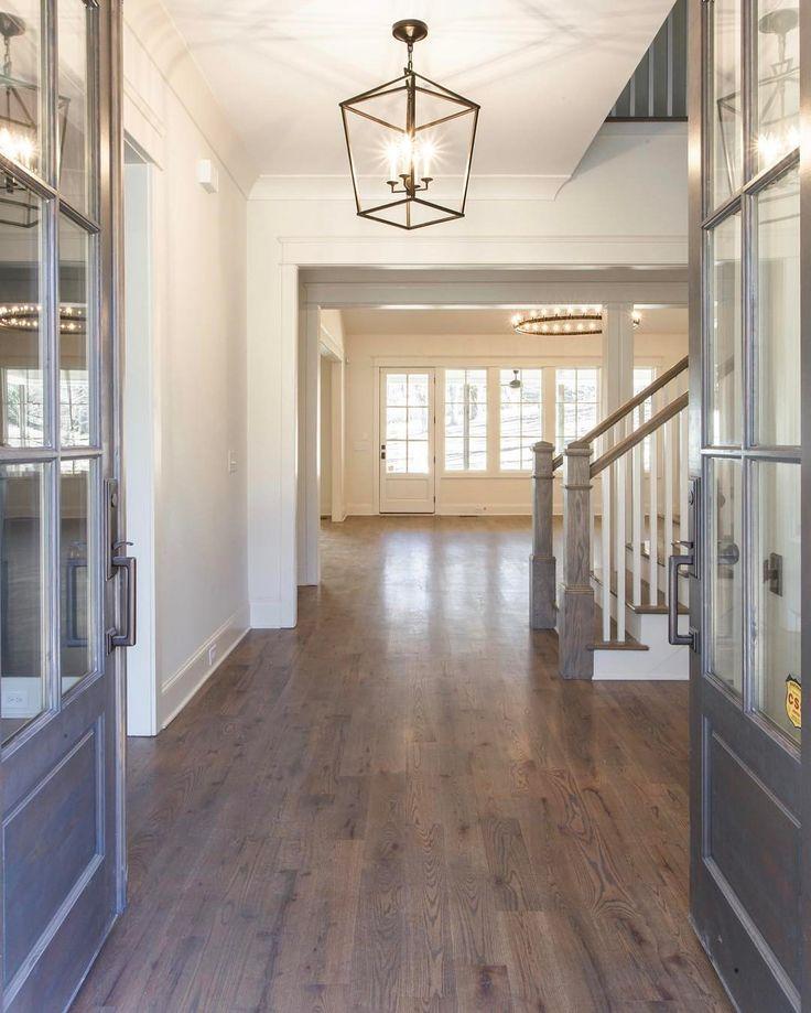 "2,963 Likes, 35 Comments - Chandelier Development (@chandelierdevelopment) on Instagram: ""The entrance to our latest completed home! #chandelierdevelopment #foyer #nashvilletn #nashville…"""