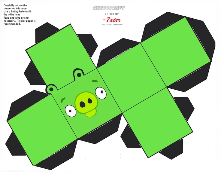 39 Best Angry Birds Papercraft Images On Pinterest Angry