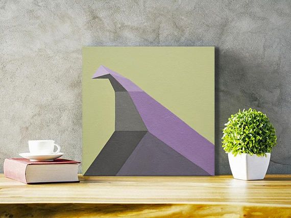 93 best Geometric Paintings - Roberto Chessa Fine Art images on ...