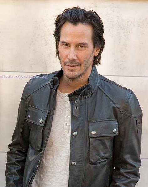Keanu Reeves - STILL HANDSOME!