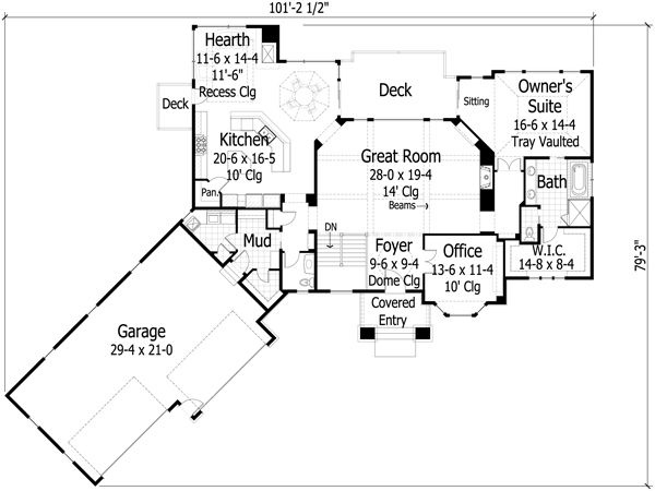 House Plans further Woodstock Vt as well Underground Shelter Plans as well Empty Nest House Plans additionally House Plans South African Designs. on affordable simple cheap home plans