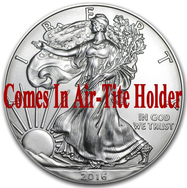 2016 1 Oz American Silver Eagle Coin Bu Air Tite Holder Ase Coin Air Tite 2016 41 46 Aydin Coins Jewelry Buy Gold Coins Silver Coins Silver Bar G In 2020 Silver Eagle