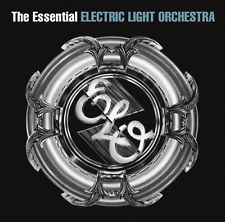 ELECTRIC LIGHT ORCHESTRA The Essential 2CD BRAND NEW Best Of Greatest Hits ELO