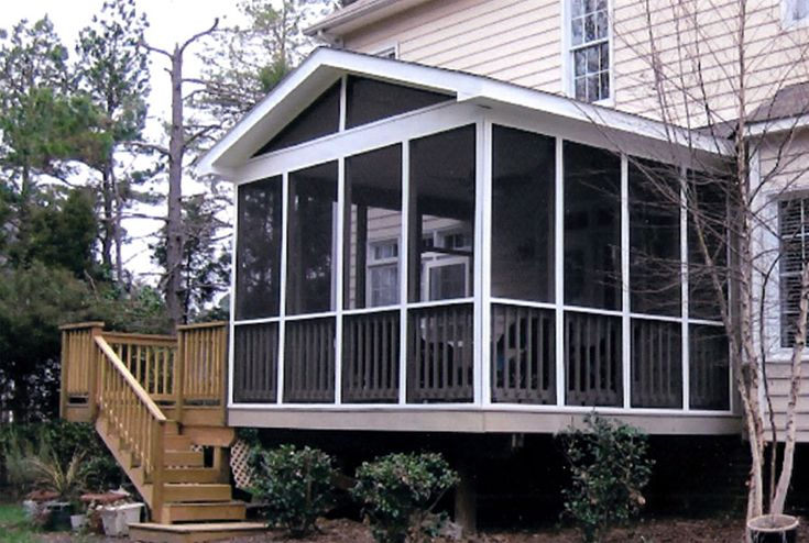 Screened In Porch Ideas Living Improvements Screen