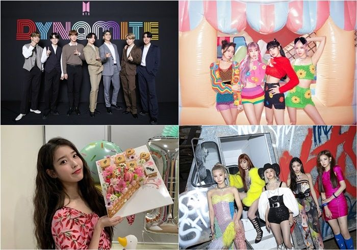 Bulletproof Boy Scouts 5 Consecutive Weeks Rated Initially Aqueous Oops Black Pink Iu In 2020 Bulletproof Boy Scouts Black Pink Boys