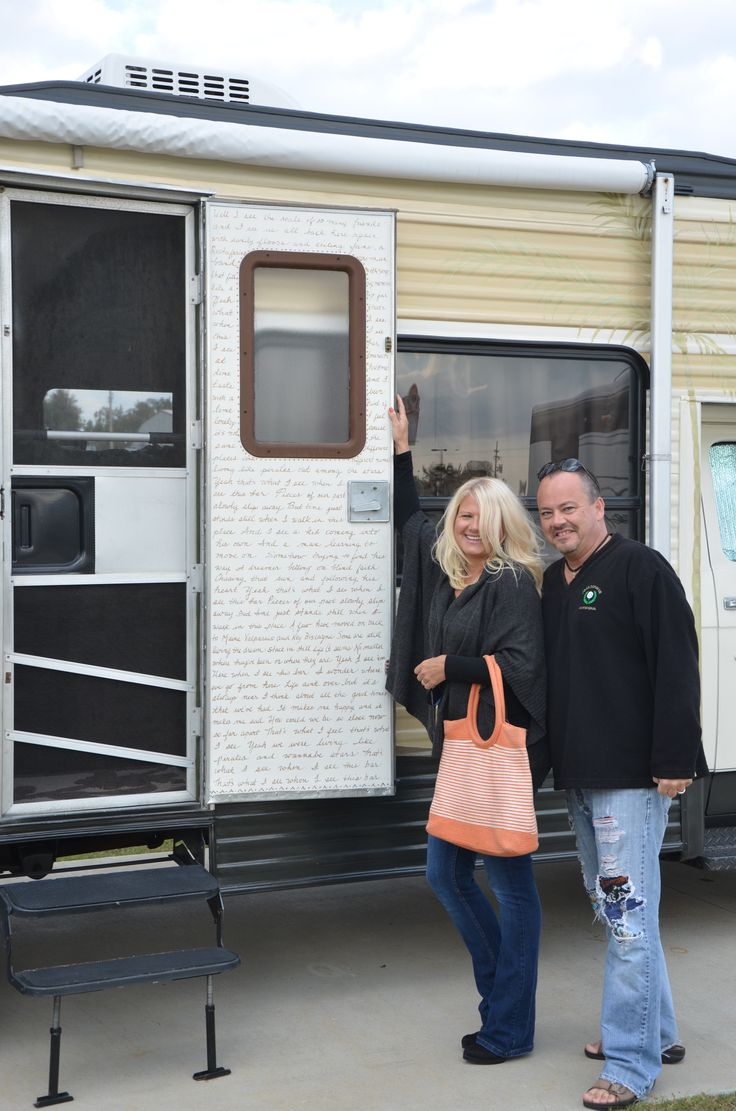 48 best our kenny chesney inspired rv renovation images on pinterest what to add to the boring inside of the door the lyrics to when planetlyrics Images