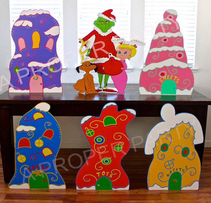 Pin By Barbara Mendoza On Merry Grinchmas!