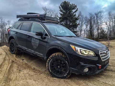 LP Adventure project car - 2016 Subaru Outback 3.6R – lpaventure