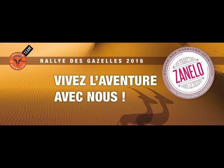 zanelogazelles.wordpress.com Rallye des gazelles