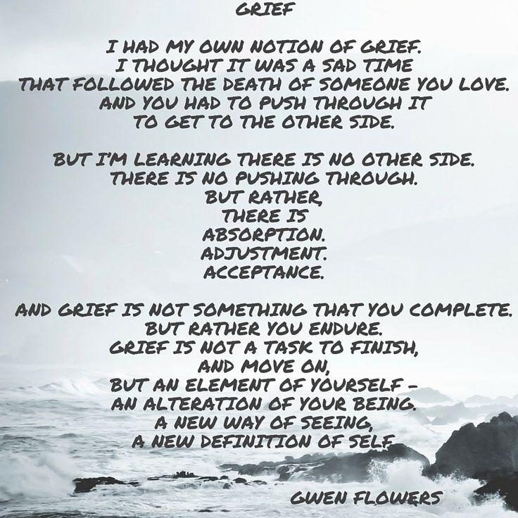 Grief - Words of Sympathy